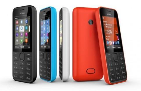 Nokia tung điện thoại giá thấp tích hợp đủ tính năng Internet