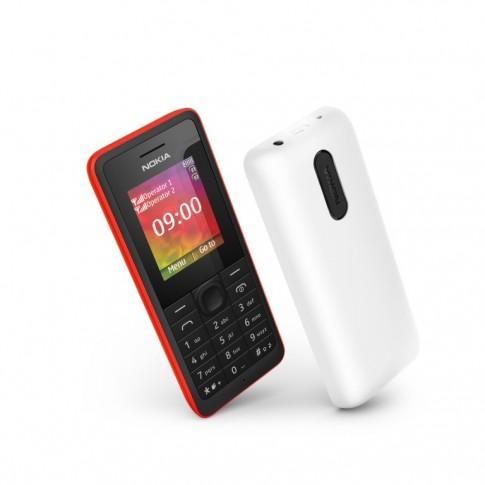 Nokia tung ra điện thoại giá rẻ với pin chờ hơn 1 tháng