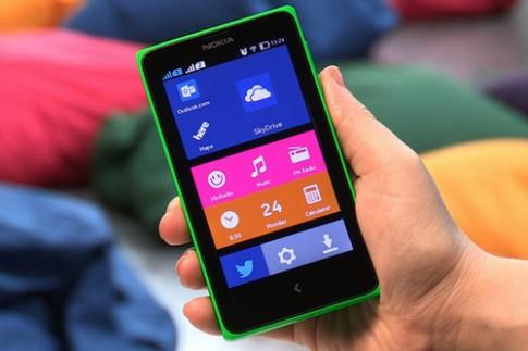 Nokia X bắt đầu được bán từ 11/3