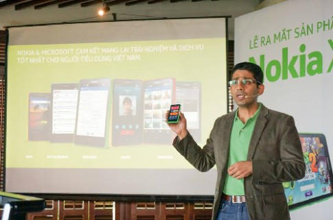 Nokia X có giá 2,55 triệu đồng, bán ở VN từ mai