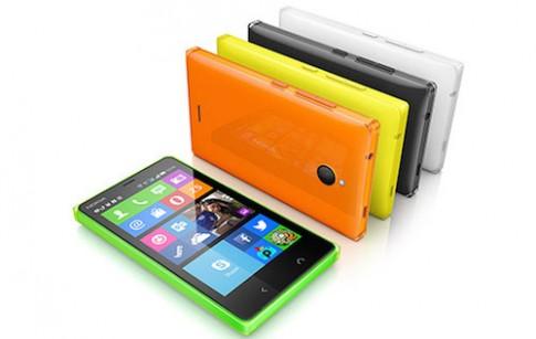 Nokia X2 đọ cấu hình với Nokia X và XL