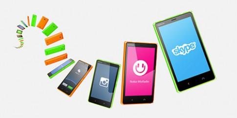 Nokia X2 trình làng với nhiều nâng cấp đáng kể