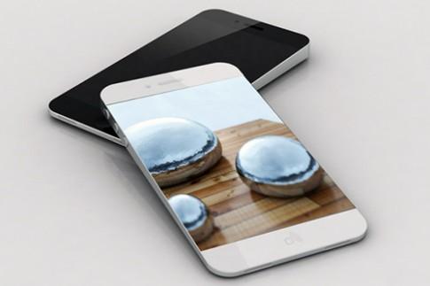 Nút Home iPhone đời mới có thể làm bằng kim loại lỏng