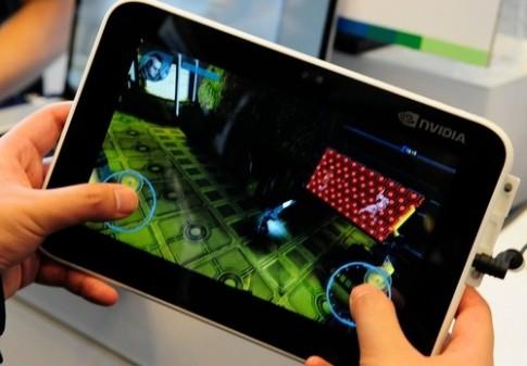 Nvidia sắp ra tablet dùng chip Tegra 5 và chạy Android 4.2.2