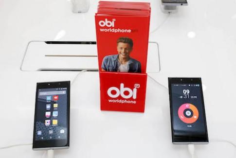 Obi Worldphone gia nhập thị trường smartphone Việt