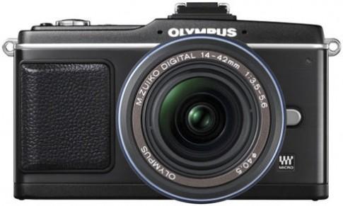 Olympus cập nhật firmware cho loạt máy Micro Four Thirds