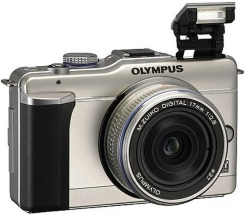 Olympus E-PL1 ra thị trường với giá 600 USD
