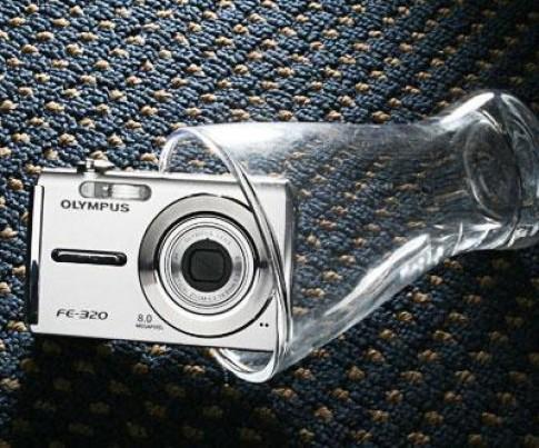 Olympus FE-320 giá rẻ, chụp tốt