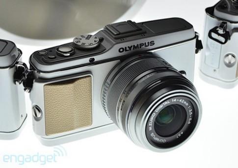 Olympus nâng cấp firmware sửa lỗi cho E-P3