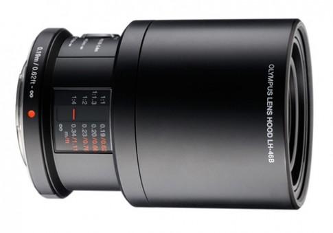 Olympus ra hai ống fix và đèn flash cho máy MFT