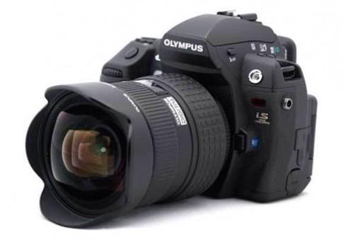Olympus ra mắt DSLR mới ngày 14/9 tới