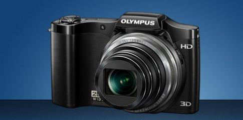 Olympus SZ-11 cảm biến 16 'chấm', siêu zoom 20x