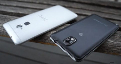 One Max so dáng và tính năng với Galaxy Note 3
