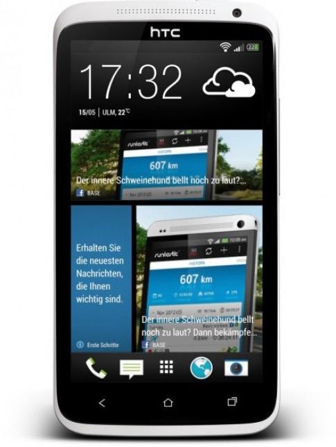 One X sắp có giao diện và tính năng camera của HTC One