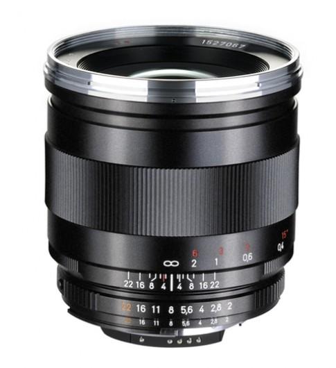 Ống Carl Zeiss Distagon T * 2/25 cho Nikon và Canon