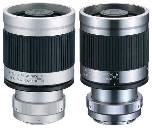 Ống fix 400 mm cho máy Sony NEX và MFT