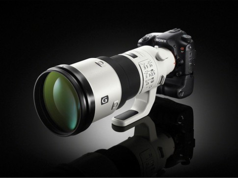 Ống fix 500 mm của Sony giá 13.000 USD