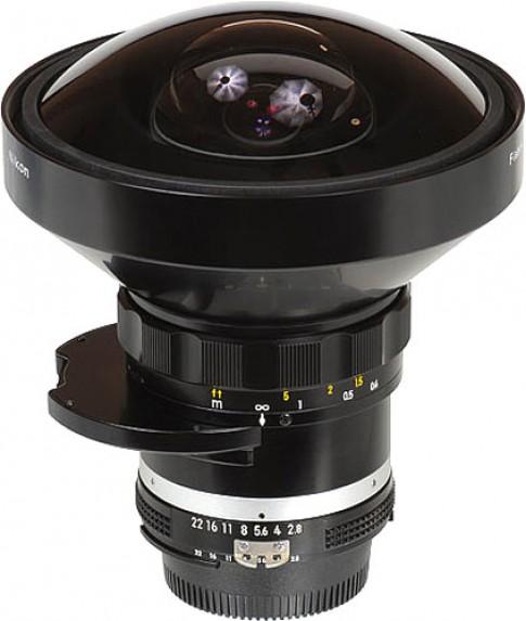 Ống kính FX cho người chơi Nikon
