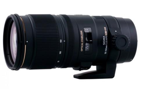 Ống kính Sigma 50-150 mm f/2.8 giá 1.099 USD