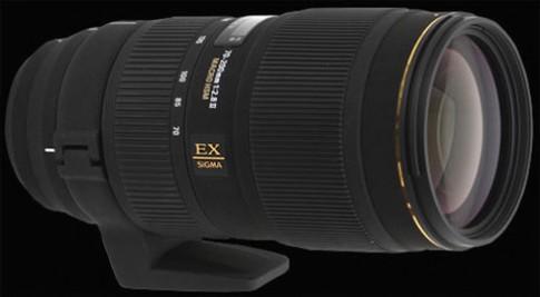 Ống kính Sigma 70-200mm cho Nikon
