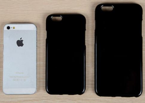 Ốp lưng cho iPhone 6 và iPhone 6S xuất hiện