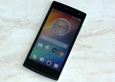 Oppo Find 5 Mini hỗ trợ 2 SIM có giá 6,49 triệu đồng