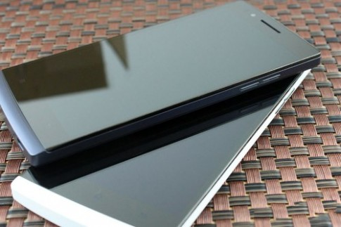 Oppo Find 5 thêm bản màu đen, bán ở VN tháng 5