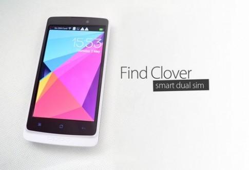 Oppo Find Clover 4 nhân giá rẻ