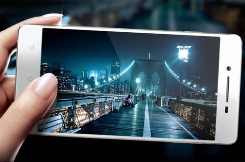 Oppo giới thiệu R1 tầm trung màn hình HD 5 inch, chip lõi tứ