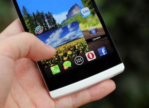Oppo nâng cấp Find 5 với chip Snapdragon 600