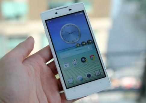 Oppo Neo - smartphone Android giá rẻ nhiều tính năng