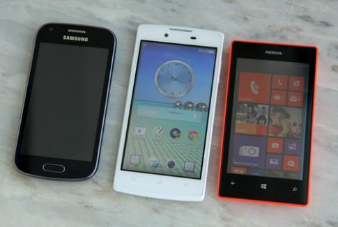 Oppo Neo - smartphone Android phổ thông nhiều tính năng