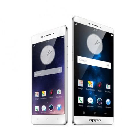 Oppo R7 mỏng hơn iPhone 6 và Galaxy S6 ra mắt
