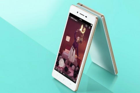 Oppo ra bản nâng cấp của Neo 5 giá 4 triệu đồng