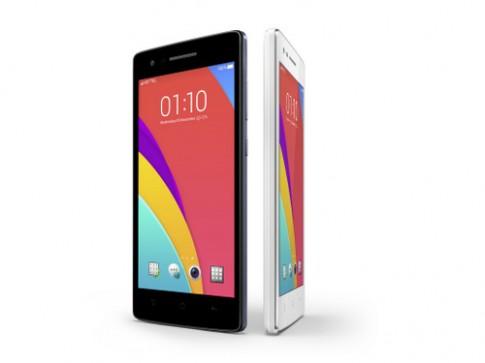 Oppo ra điện thoại Android 64-bit, chuyên selfie giá tốt