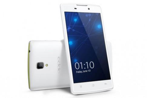 Oppo ra mắt smartphone tầm trung cấu hình tốt