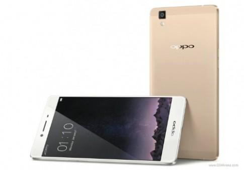 Oppo ra R7s bản nâng cấp với RAM 4 GB