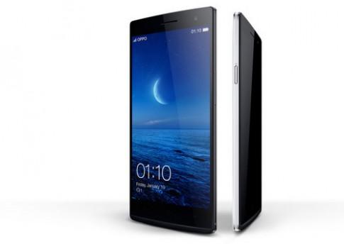 Oppo ra smartphone màn 2K siêu nét chụp ảnh 50 megapixel