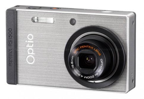 Optio RS1500, máy ảnh tạo cá tính mới của Pentax