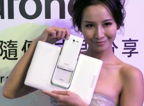 Padfone 2 lên Android Jelly Bean vào tháng sau