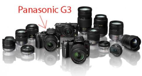Panasonic G3 lo anh co the ra mat ngay mai