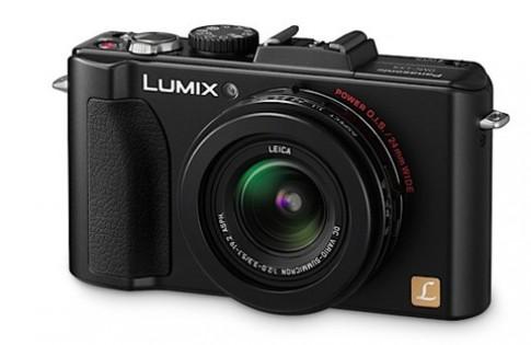 Panasonic Lumix LX5 chính thức xuất hiện