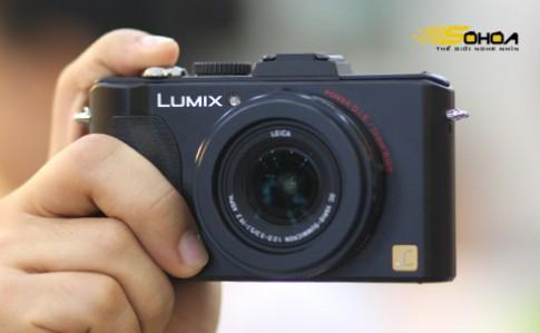 Panasonic LX5 đã có mặt tại VN