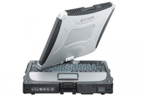 Panasonic nâng cấp cấu hình cho loạt máy tính siêu bền