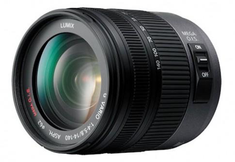 Panasonic nâng cấp firmware cho ống kính 14-140mm