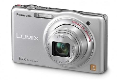 Panasonic ra 5 máy compact mới tại CES 2012