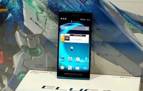 Panasonic ra điện thoại Full HD chống nước ở Nhật