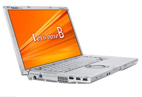 Panasonic ra laptop 'hầm hố' chạy chip Ivy Bridge tại Nhật