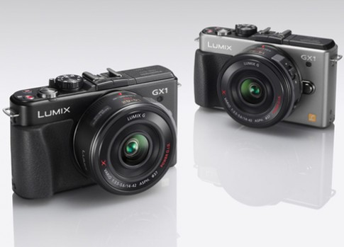 Panasonic ra mắt Lumix GX1 siêu nhỏ gọn