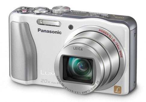 Panasonic thêm 4 mẫu compact mới